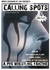 CallingSpots Wrestling Fanzine