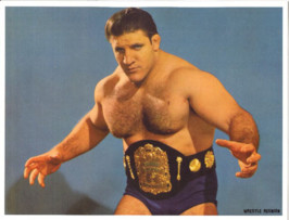 Sammartino as WWWF Champion
