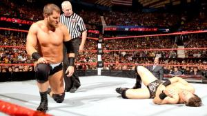 Curtis Axel vs. The Miz