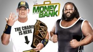 John Cena vs. Mark Henry