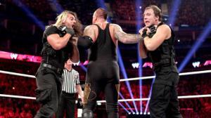 Undertaker vs. The Shield