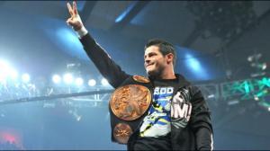 Evan Bourne - WWE Tag Team Champion (2)